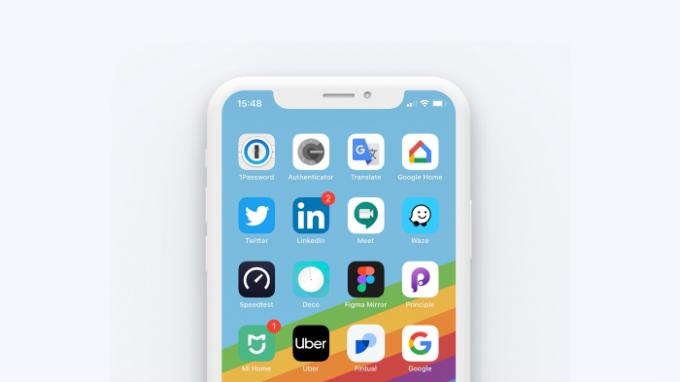 Logo de la app de Fintual