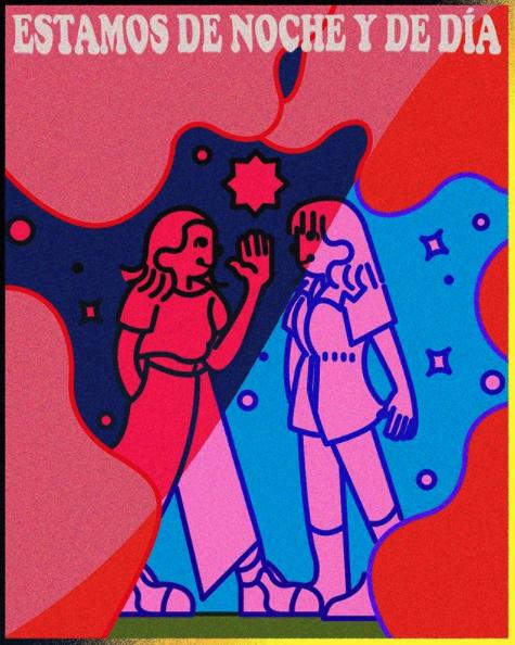 Ilustración de Michelle Nomás, Chile